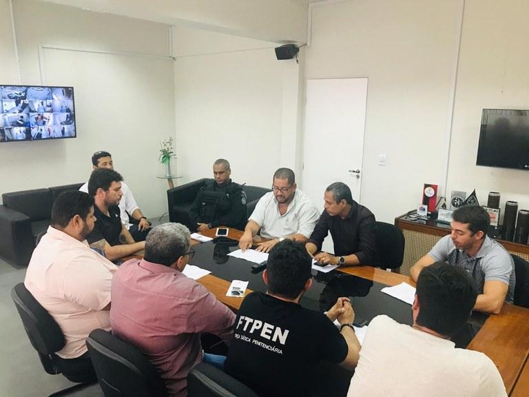 SEAP OFERTA CURSO DE NIVELAMENTO OPERACIONAL PADRÃO PARA AGENTES PENITENCIÁRIOS