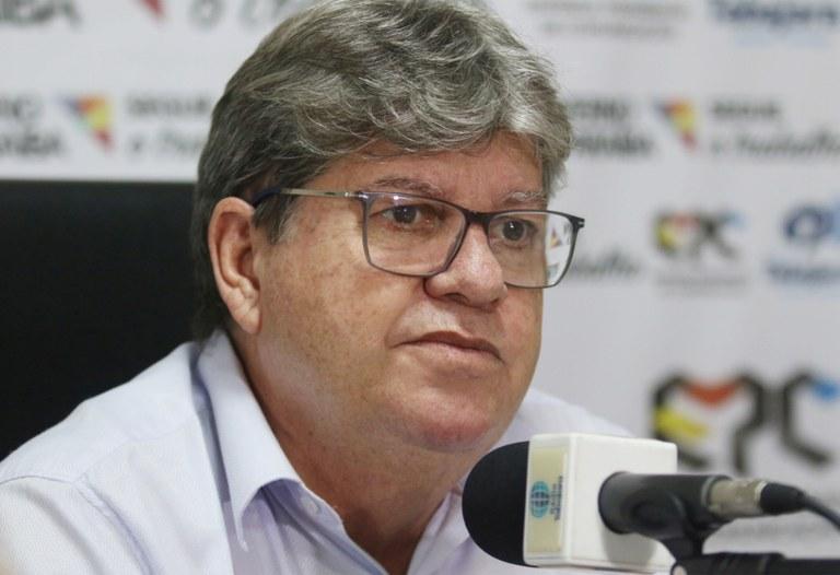 GOVERNADOR DA PARAÍBA ACERTA RETOMADA DA IMPLANTAÇÃO DO PCCR DOS POLICIAIS PENAIS PARA OS PRÓXIMOS MESES